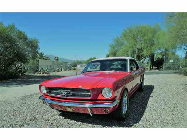Picture of '65 Mustang - MLZ1