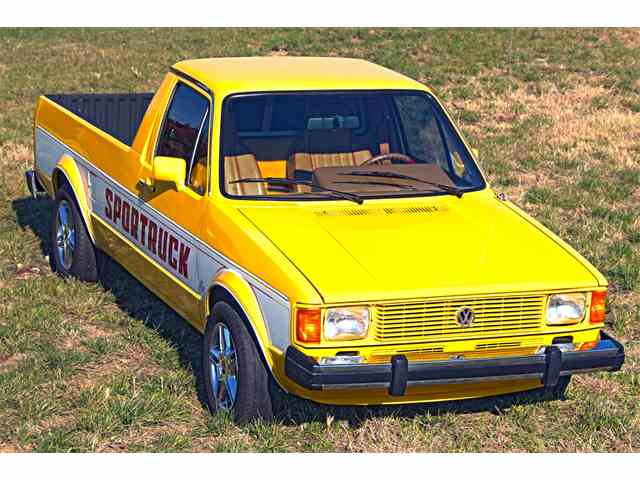Picture of '81 Rabbit Pickup - MLZ6