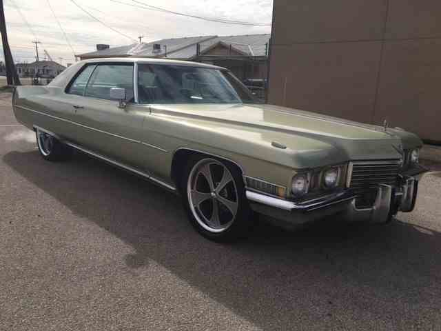 Picture of '72 DeVille - MLZC