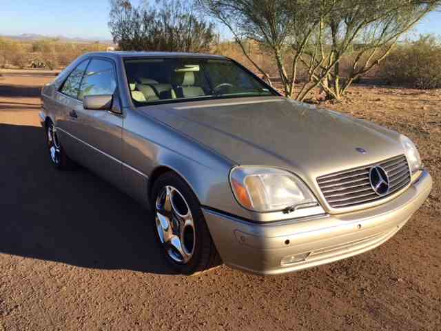 Picture of '97 S500 - MLZG