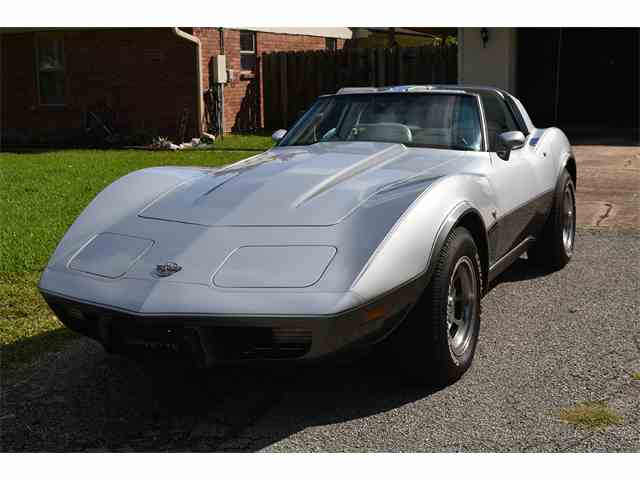 Picture of 1978 Chevrolet Corvette Offered by a Private Seller - MLZM