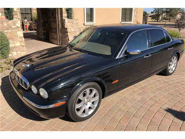 Picture of '05 XJ8 - MLZU