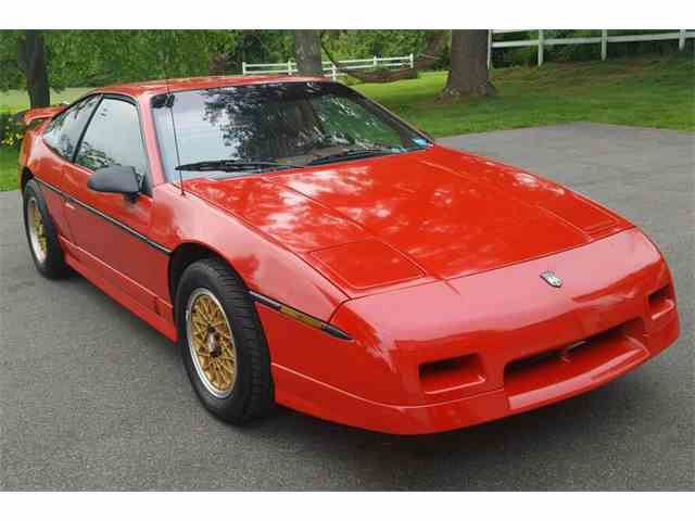 Picture of '88 Fiero - MLZV