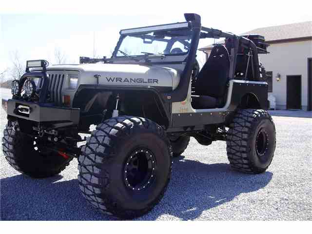 Picture of '92 Wrangler - MM0N