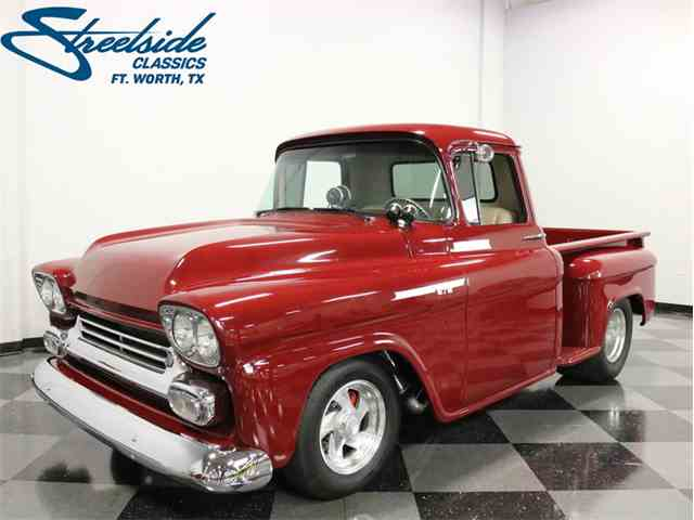 Picture of Classic 1959 Chevrolet 3100 located in Texas - $47,995.00 Offered by Streetside Classics - Dallas / Fort Worth - MIKJ
