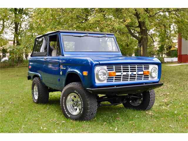 Picture of '76 Bronco - MM2Z