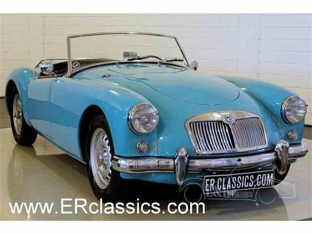 Picture of '59 MGA - MIKQ
