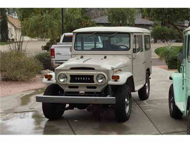 Classic Toyota For Sale On