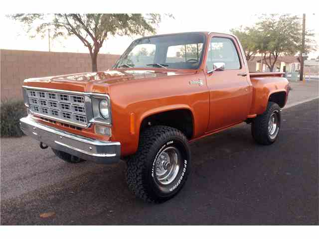 Picture of '77 C/K 10 - MM3B