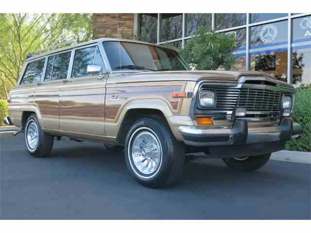 Picture of '84 Grand Wagoneer - MM3O