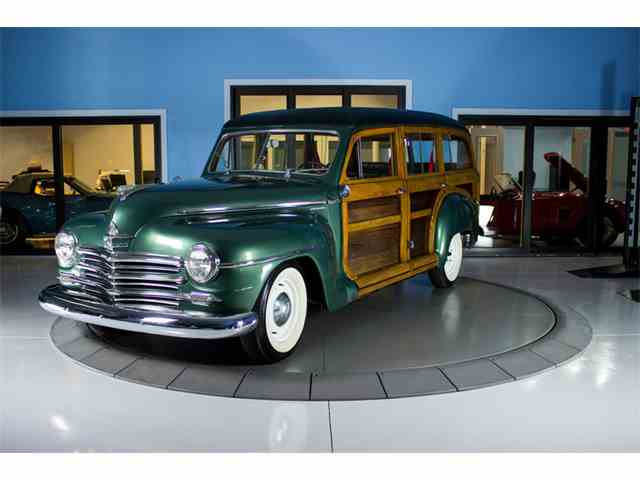 Picture of '48 Plymouth Woody - MM3X
