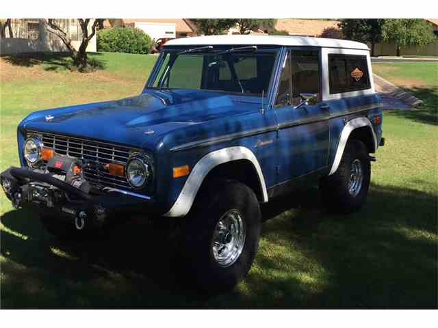 Picture of '74 Bronco - MM4X