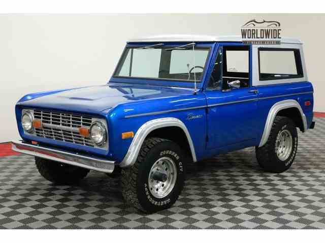 Picture of '71 Bronco - MM5J