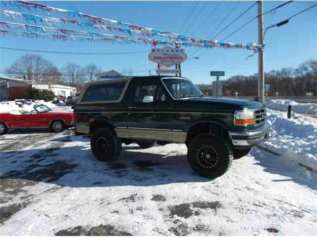 Picture of '92 Bronco - MM5P