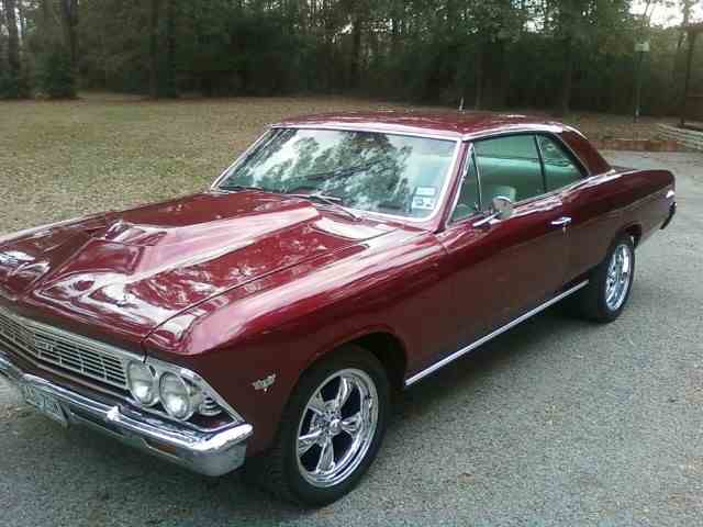 Picture of '66 Chevrolet Chevelle Malibu located in Kelseyville CALIFORNIA Offered by a Private Seller - MIL2