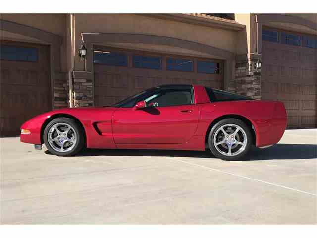 Picture of '01 Corvette - MM6N