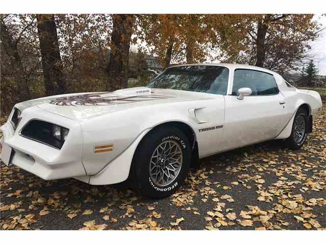 Picture of '78 Firebird - MM6R
