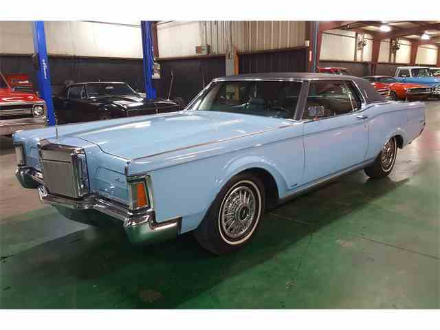 Picture of '70 Continental Mark III - MIL5