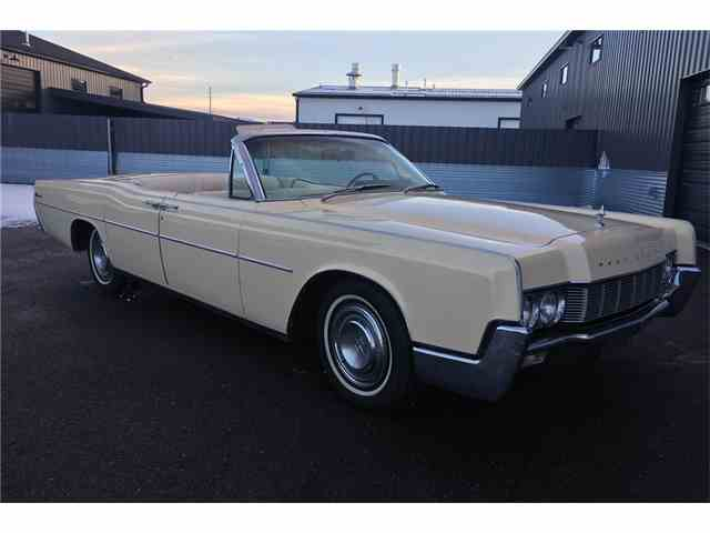 Picture of '67 Continental - MM7X