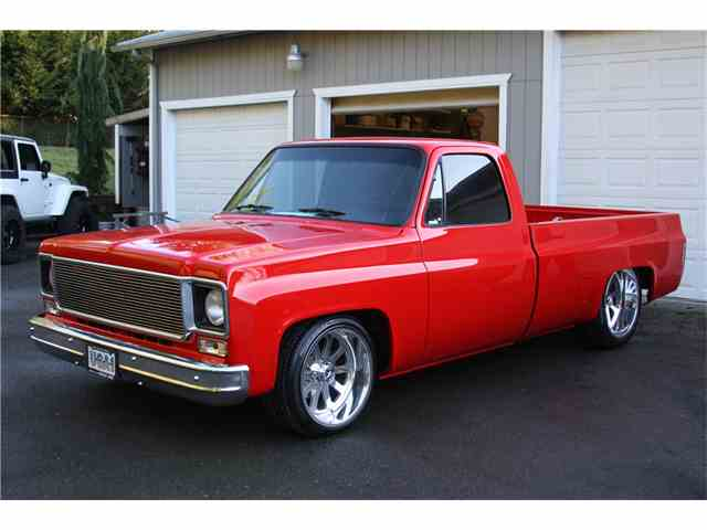 Picture of '74 C/K 10 - MM7Y