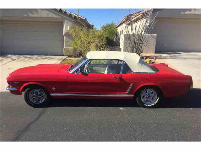 Picture of '65 Mustang - MM81