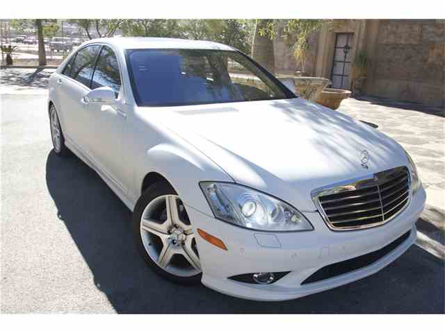 Picture of '08 S550 - MM86