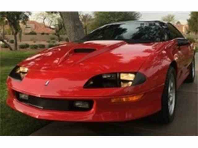 Picture of '96 Camaro SS Z28 SLP - MM8A