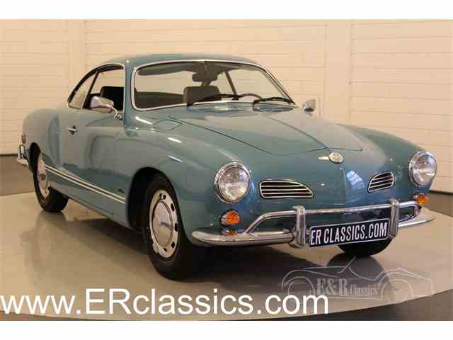 Picture of '68 Karmann Ghia - MM8Q