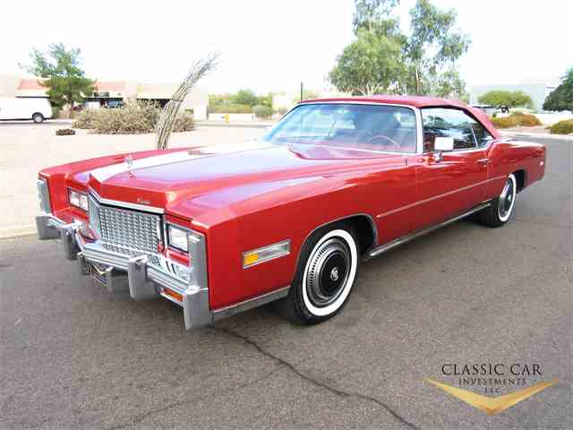 Picture of '76 Eldorado - MILE