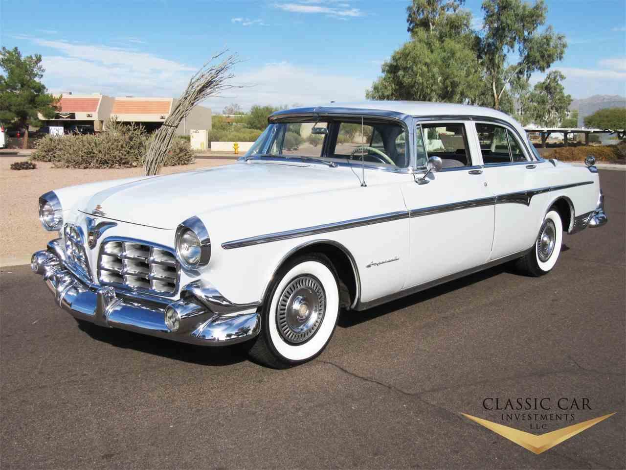 1955 Chrysler Imperial for Sale | ClassicCars.com | CC-1050531