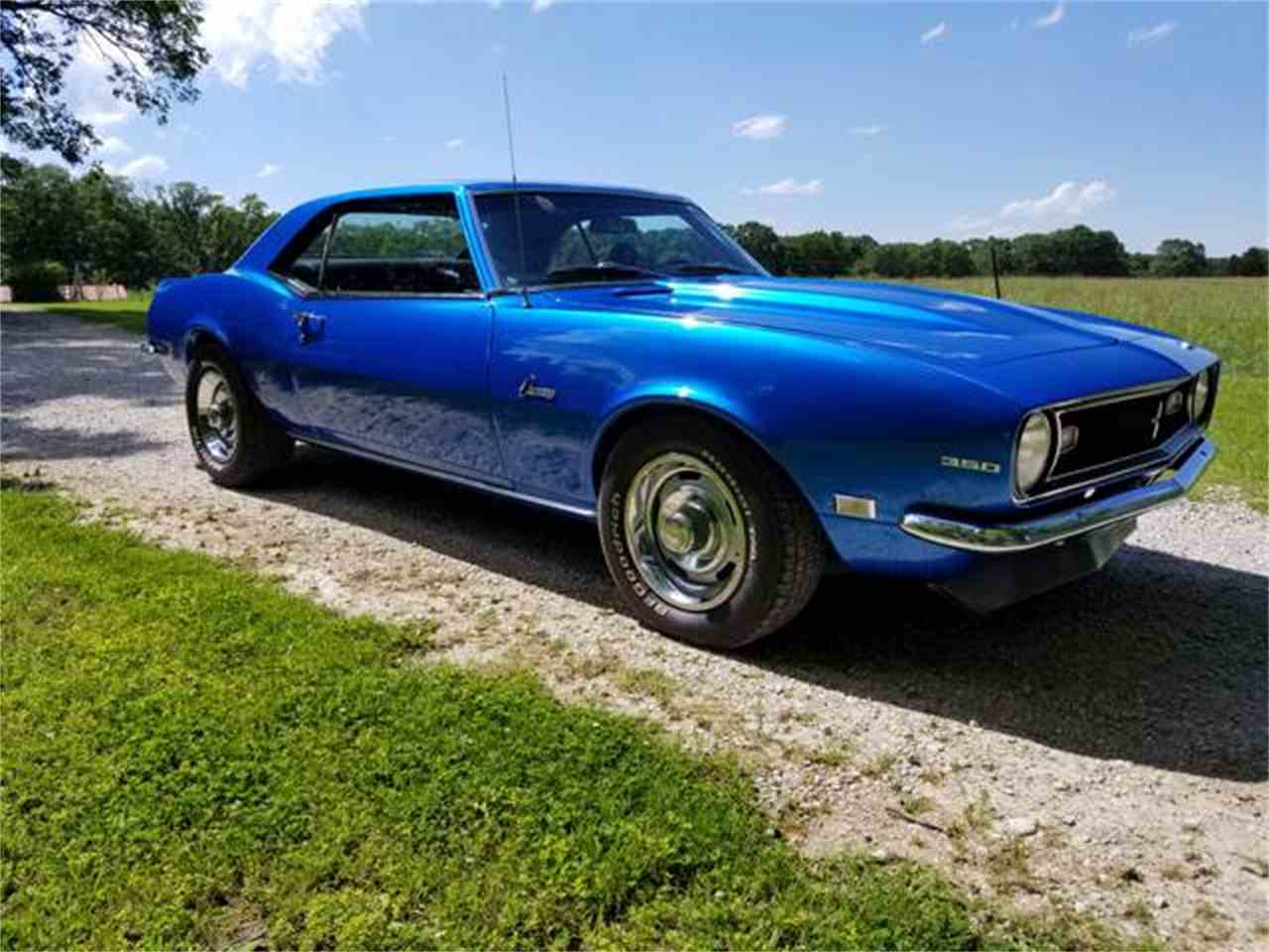 1968 Chevrolet Camaro for Sale | ClassicCars.com | CC-1055328