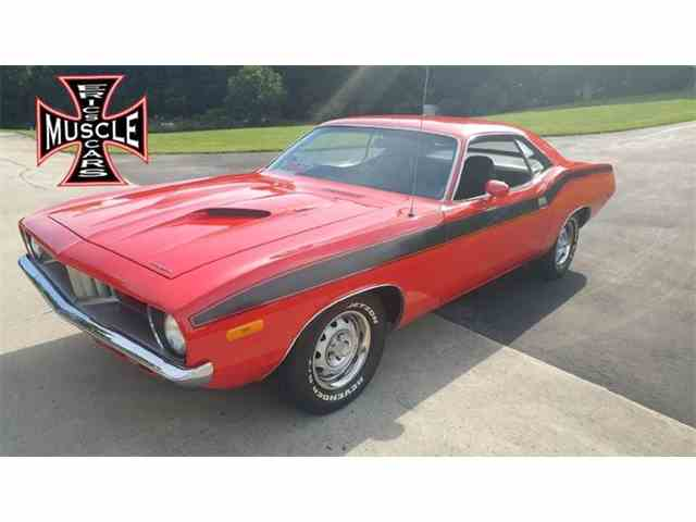 Picture of '72 Barracuda - MMBC