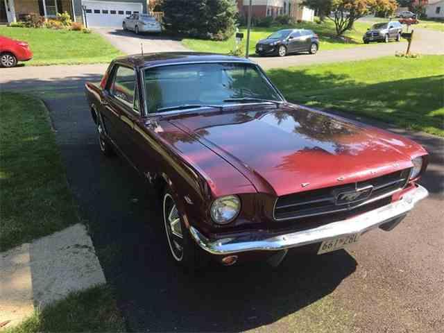 1964 Ford Mustang For Sale – Idées d'image de voiture
