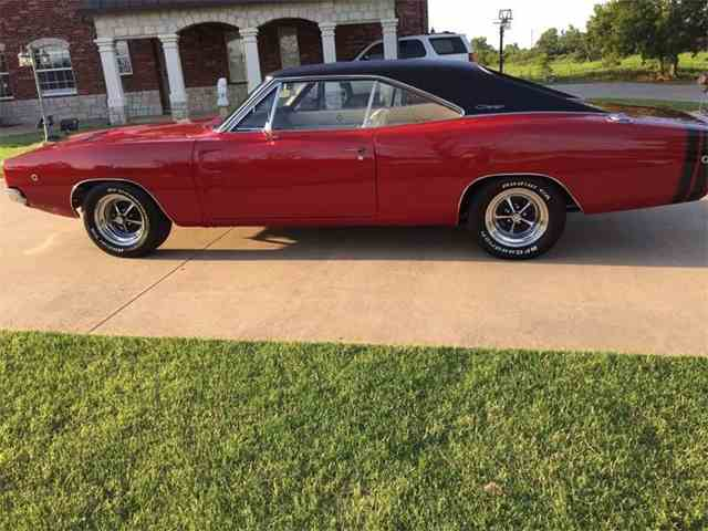 Picture of Classic '68 Dodge Charger located in Maryland - $49,900.00 - MMCH
