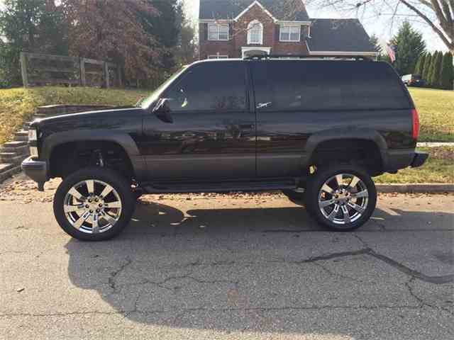 Picture of '99 Tahoe - MMCP