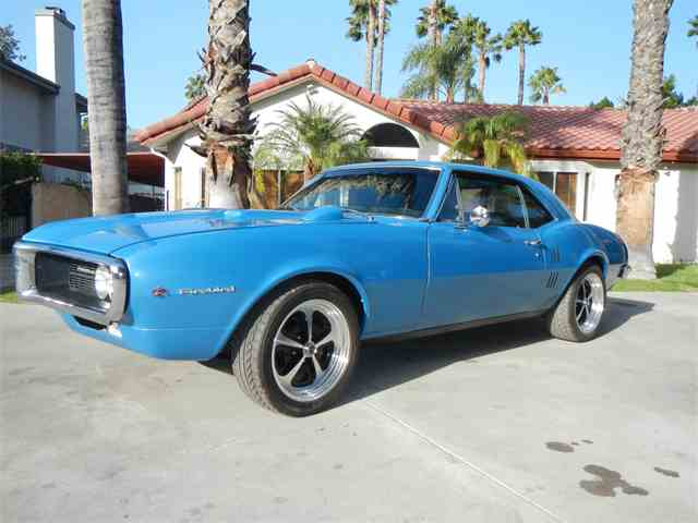 Picture of '67 Firebird - MILP