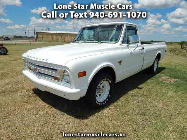 Picture of '68 C10 - MMCY