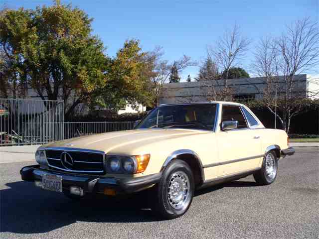 Picture of '80 450SL - MILQ