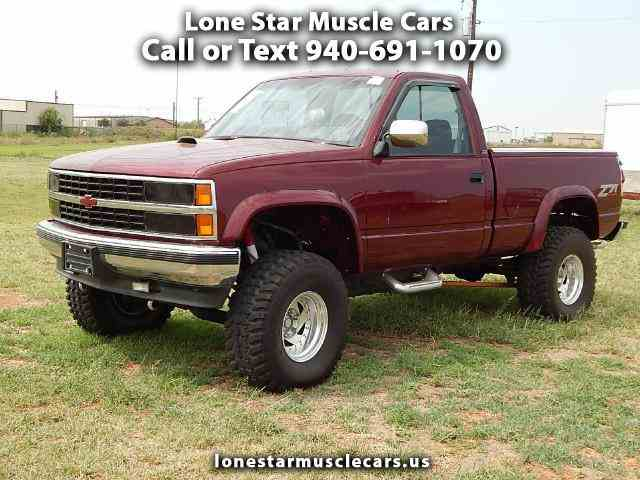 Picture of '89 C/K 1500 Offered by Lone Star Muscle Cars - MME3