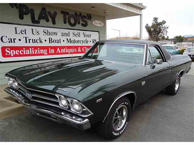 1969 chevrolet el camino for sale on. Black Bedroom Furniture Sets. Home Design Ideas