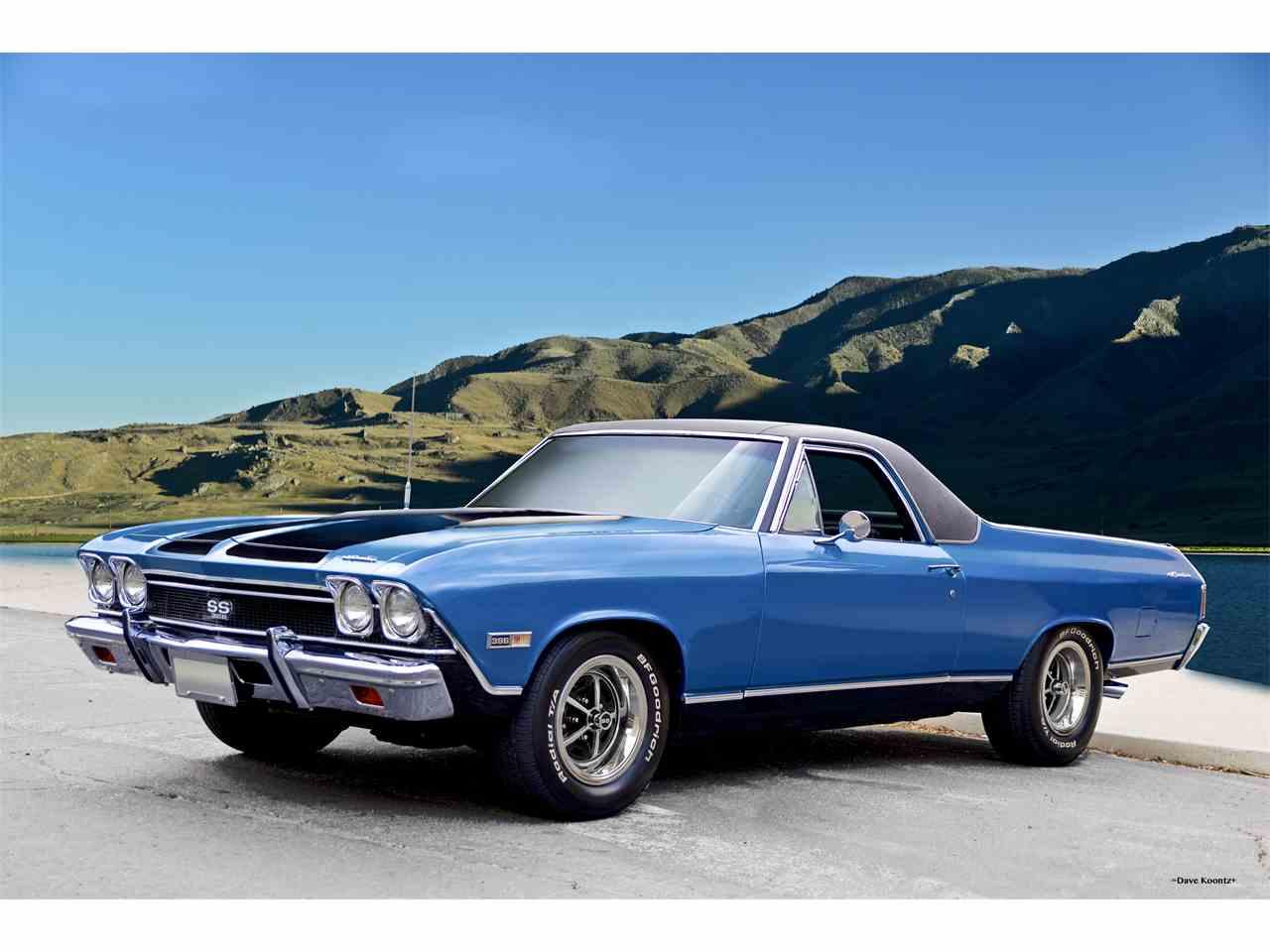 1968 Chevrolet El Camino SS for Sale | ClassicCars.com ...