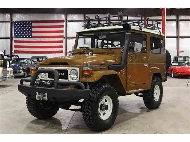 Picture of '81 Land Cruiser FJ - MMER