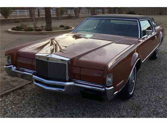 Picture of '72 Continental Mark IV - MMEU