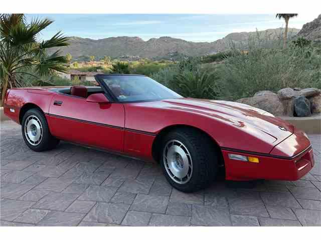 Picture of '87 Corvette - MMF3