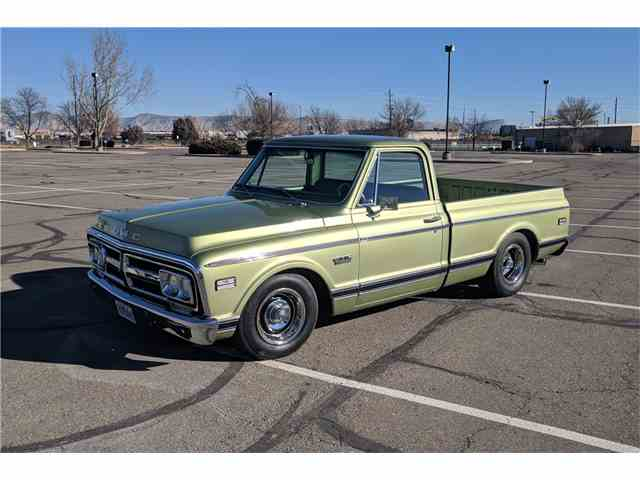 Picture of '71 C/K 10 - MMF8