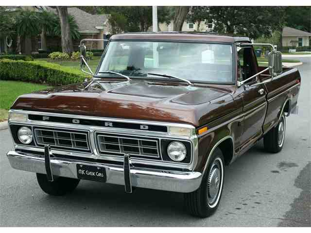 Picture of '76 F150 - MILZ