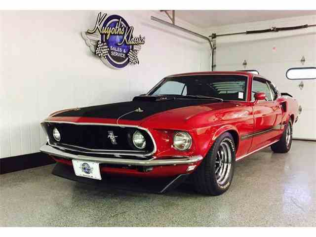 Picture of '69 Mustang - MMFU