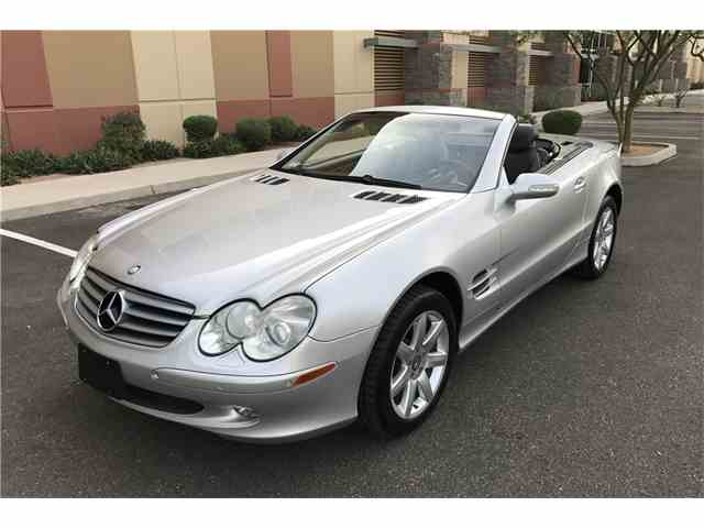 Picture of '03 SL500 - MMFZ