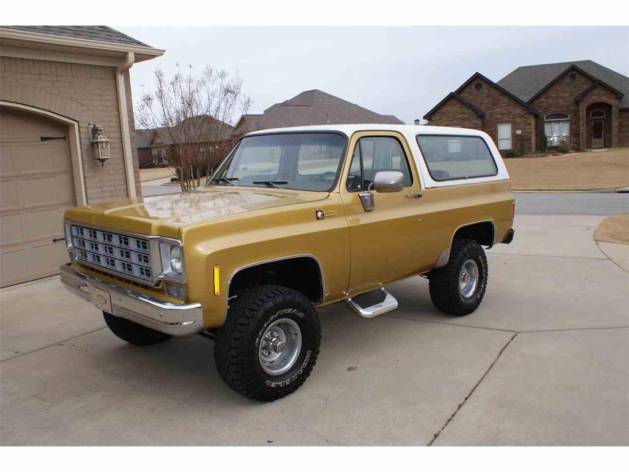 Classic Chevrolet Blazer for Sale on ClassicCars.com - Pg 3