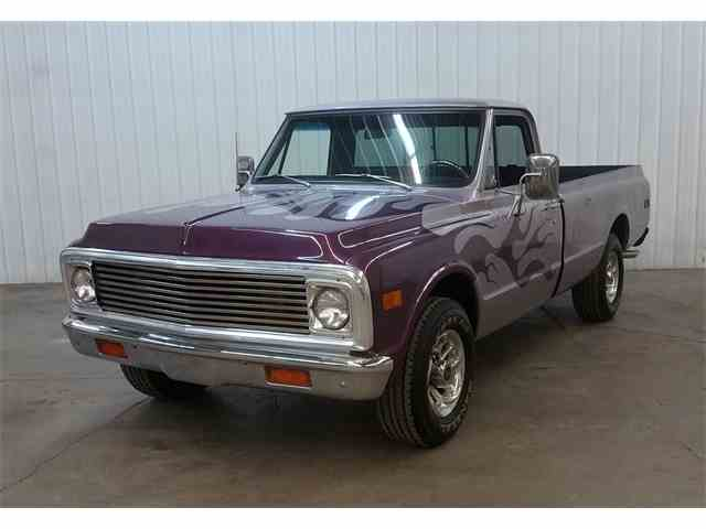 Picture of '72 Chevrolet C/K 20 Offered by Silver Creek Classics - MMH0